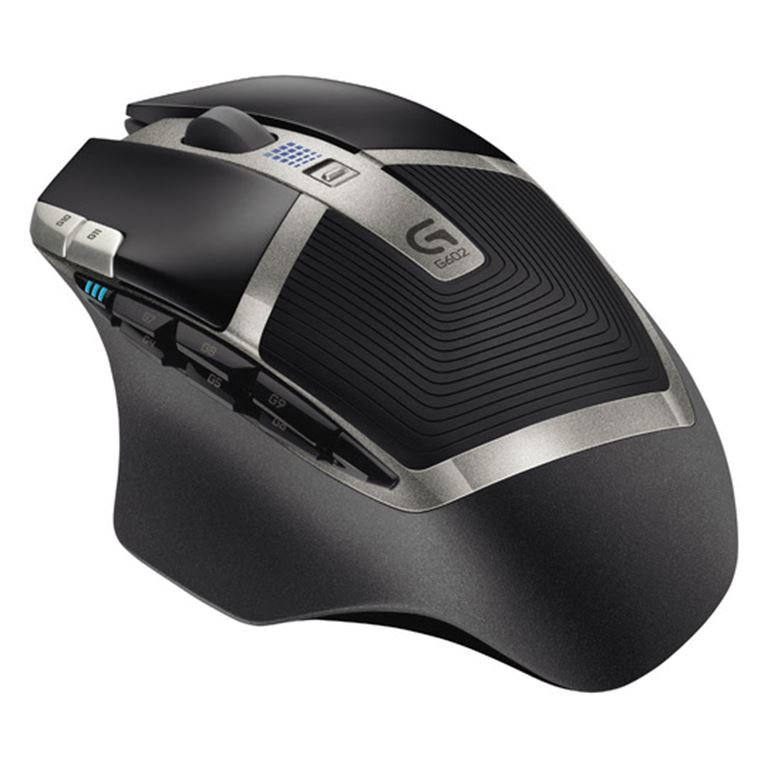 Logitech Wireless Gaming Mouse G 602 (Schwarz) 910-003822
