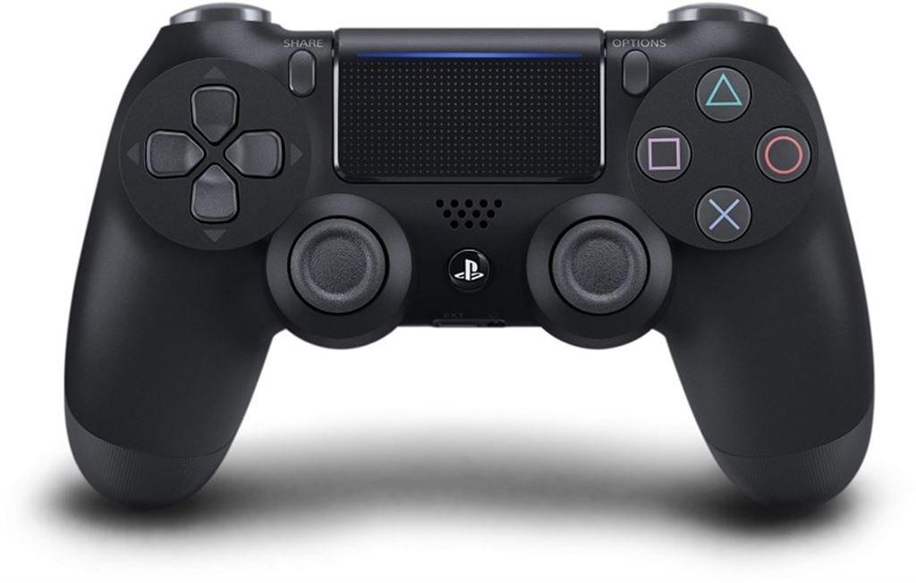Sony PS4 Wireless DualShock Controller V.2 (Schwarz) 9870050