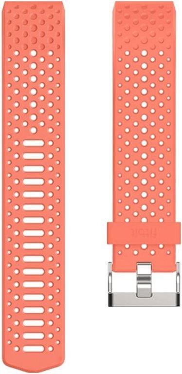 FITBIT Sportarmband (L) für Charge 2 (koralle)