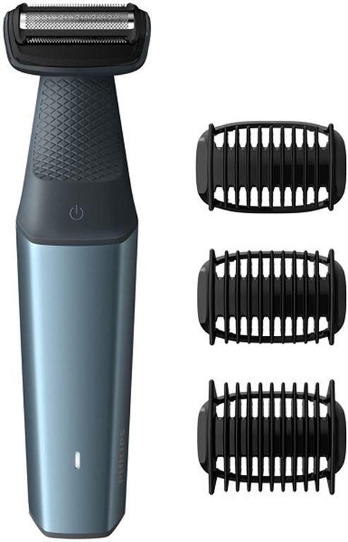 Philips BG3015/15 Series 3000 Bodygroom (blau)
