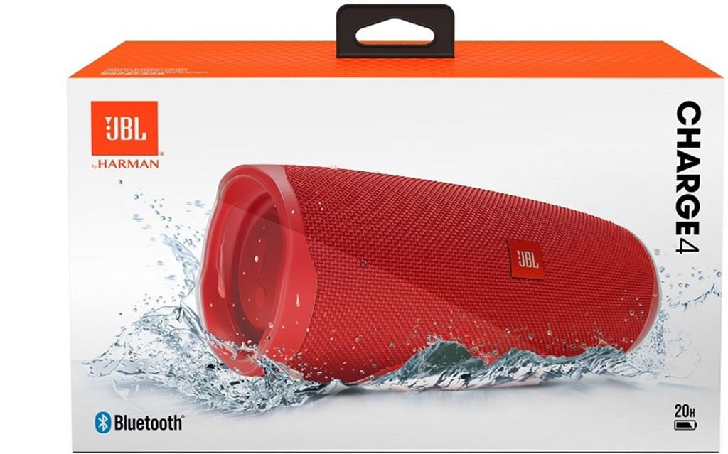 JBL Charge 4 (rot) JBLCHARGE4RED