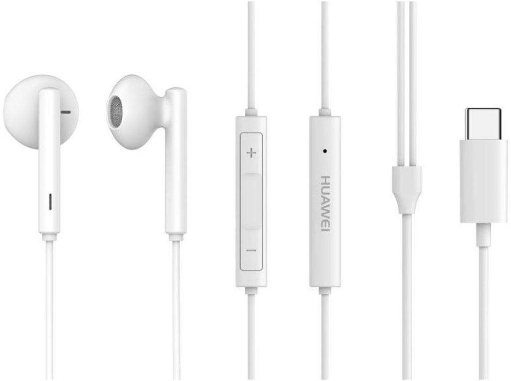 Huawei CM33 In-Ear Earphones USB-C mit Mikrofon wh