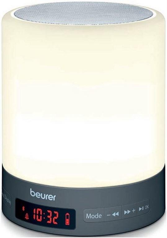 Beurer WL 50 Lichtwecker (grau/weiß) 589.21