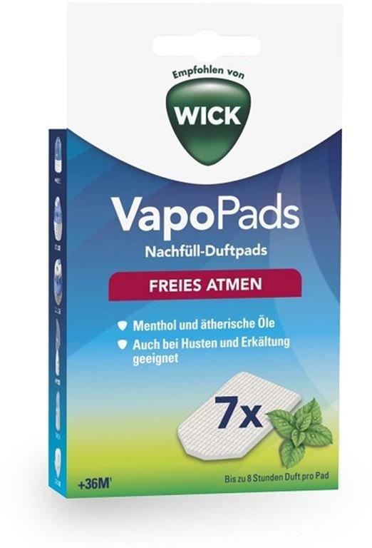 Wick WH7 Menthol vapo Pads