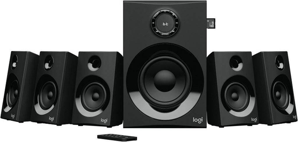 Logitech Z 607 5.1 Surround Speakers 980-001316