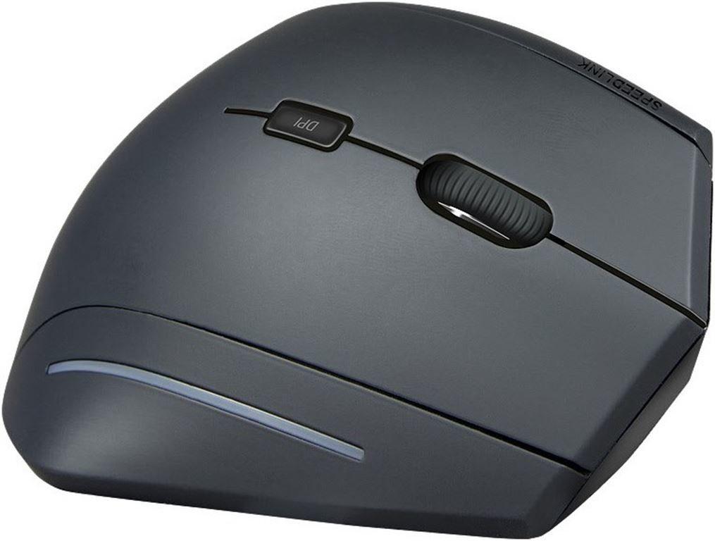 Speed-Link MANEJO Ergonomic Vertical Mouse - Wireless (Schwarz)