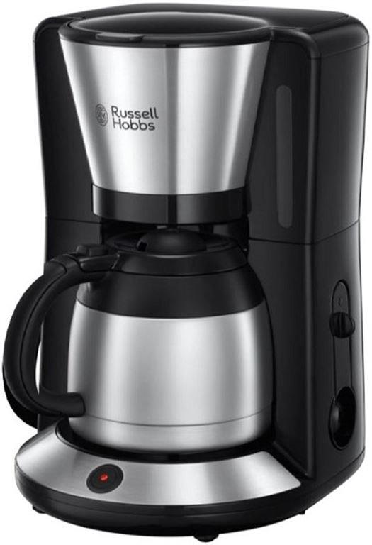 Russell Hobbs Adventure Thermo-Kaffeemaschine (edelstahl/schwarz) 24020-56