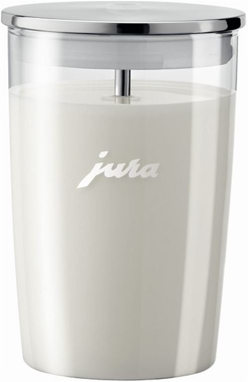 JURA 72570 Glas-Milchbehälter 0,5 Liter