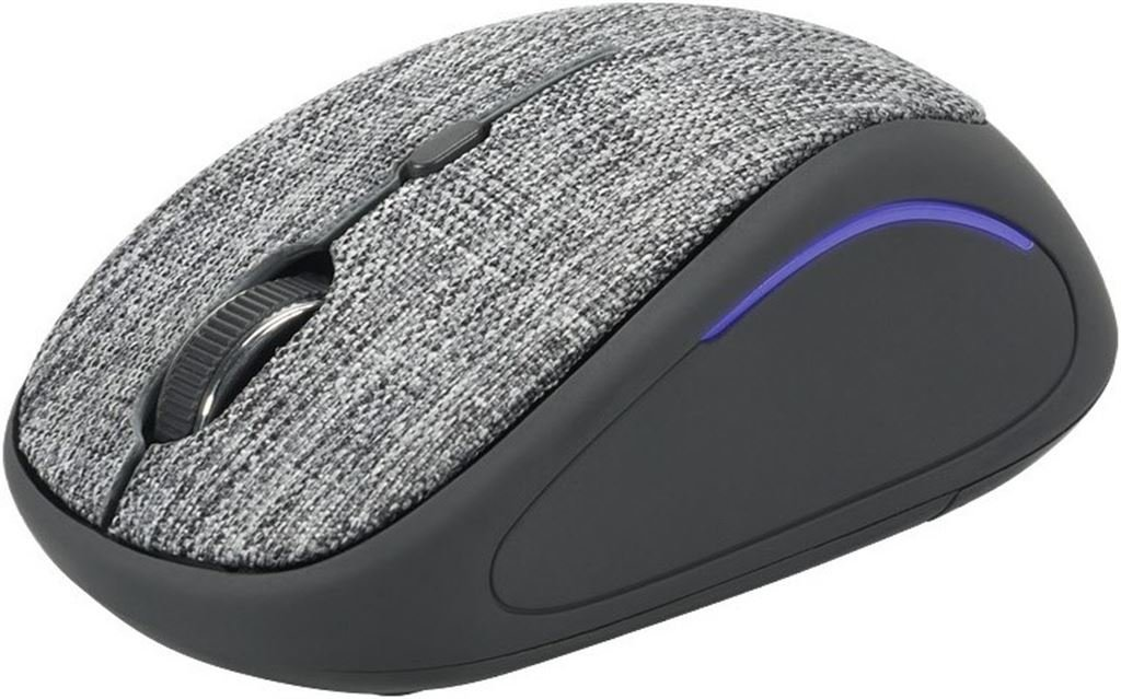 Speed-Link CIUS Mouse - Wireless (Grau) SL-630014-GY
