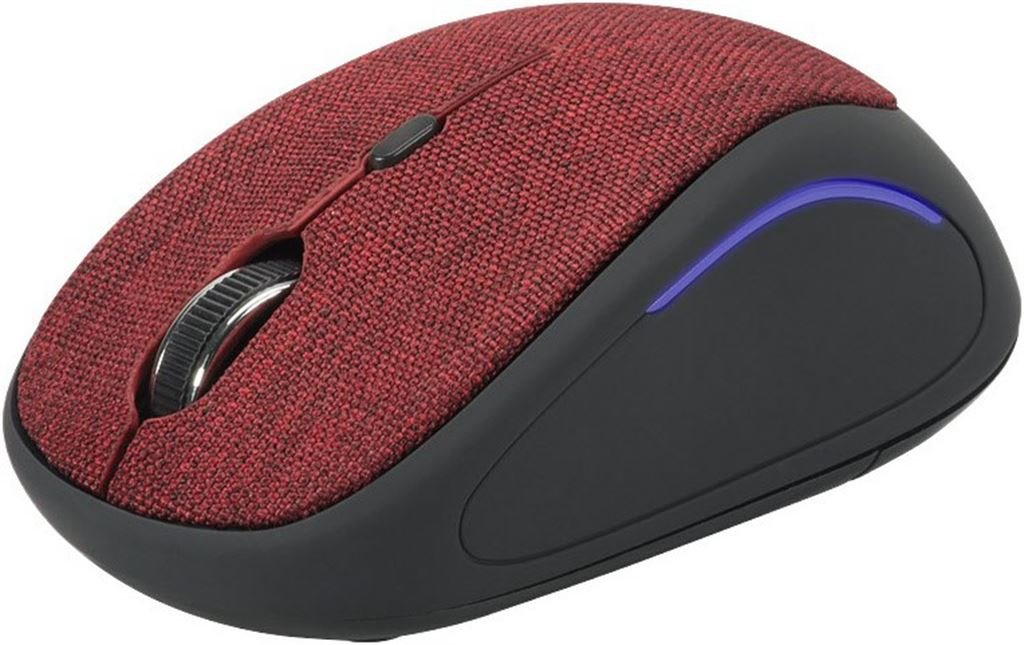 Speed-Link CIUS Mouse - Wireless (rot) SL-630014-RD