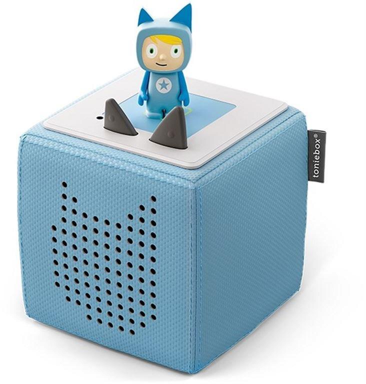 Tonies Toniebox Starterset (blau) 03-0012