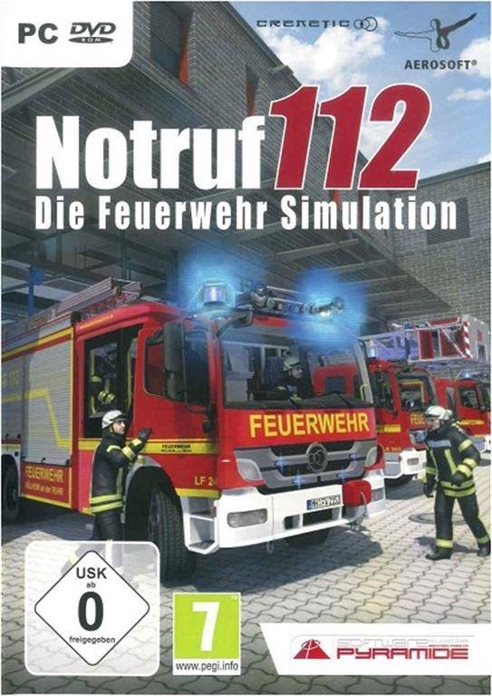 Software Pyramide Die Feuerwehr Simulator 45228
