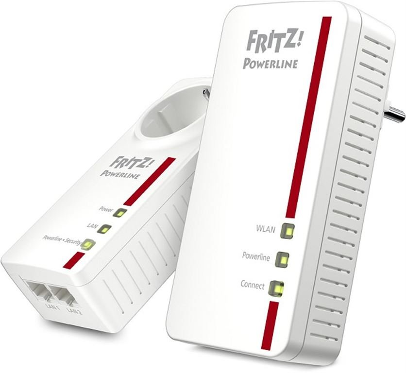 AVM FRITZ!Powerline 1260E WLAN Set 20002795