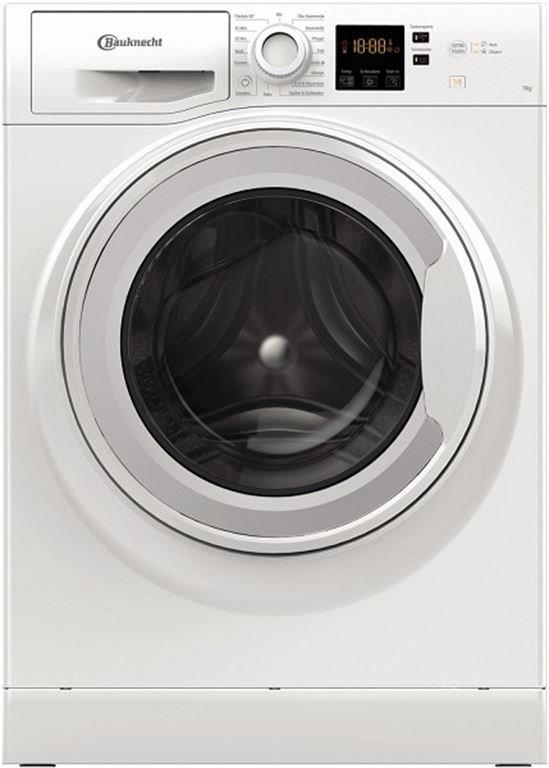 Bauknecht EZ 7W4 (weiss), Fassungsvermögen Wäsche 7, U/Min. in der max. Schleuderstufe 1400, A+++, Spektrum [A+++ bis D]