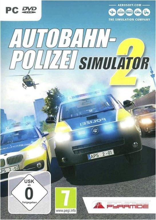 Software Pyramide Autobahn-Polizei Simulator 2 45227