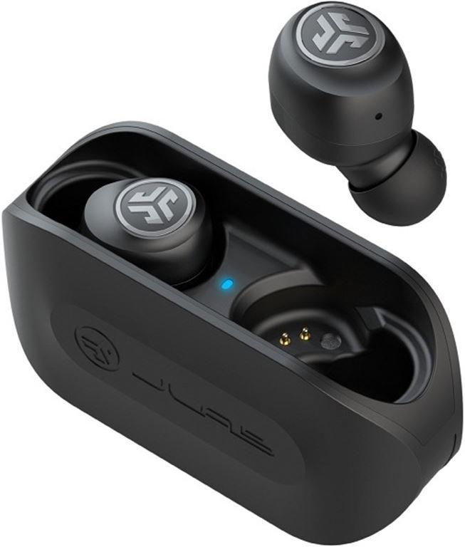JLAB GO Air True Wireless Earbuds Black (black)