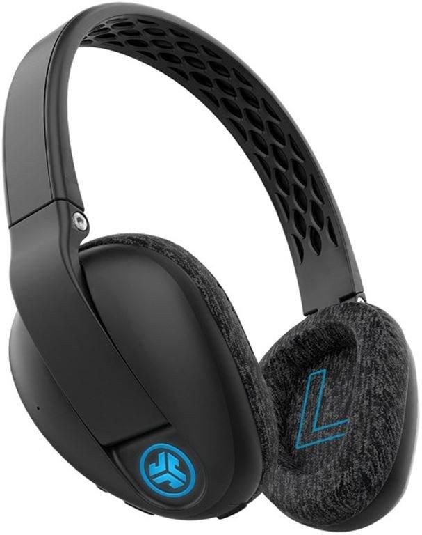 JLAB Flex Sport Wireless Headphones Black (black) IEUHBFLEXSPORTRBLK4
