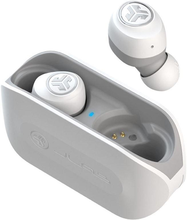 JLAB GO Air True Wireless Earbuds White (White)