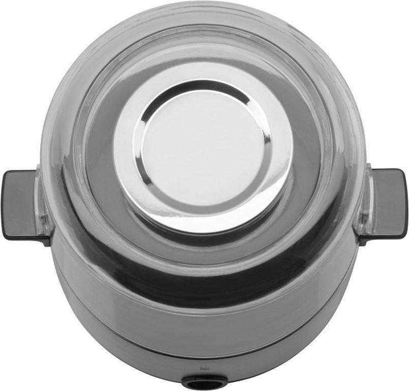 WMF KÜCHENminis Popkorn Maker (silber/schwarz) 0415470011