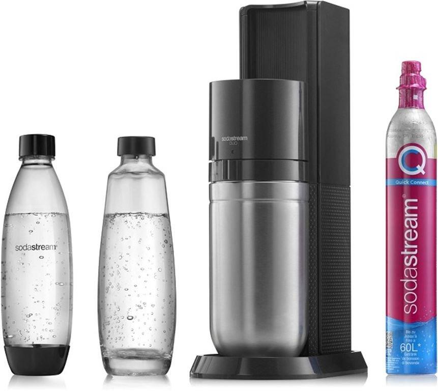 SodaStream DUO Wassersprudler (titan) 1016812491