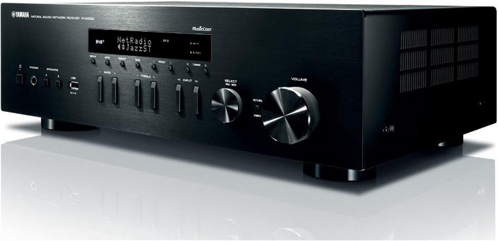 Yamaha RN-402D BL HIFI Receiver