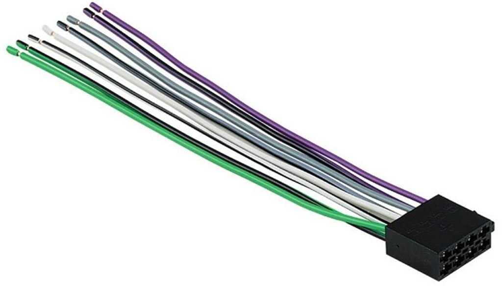 Hama Adapter, universal, ISO-Stecker Lautsprecher 43656