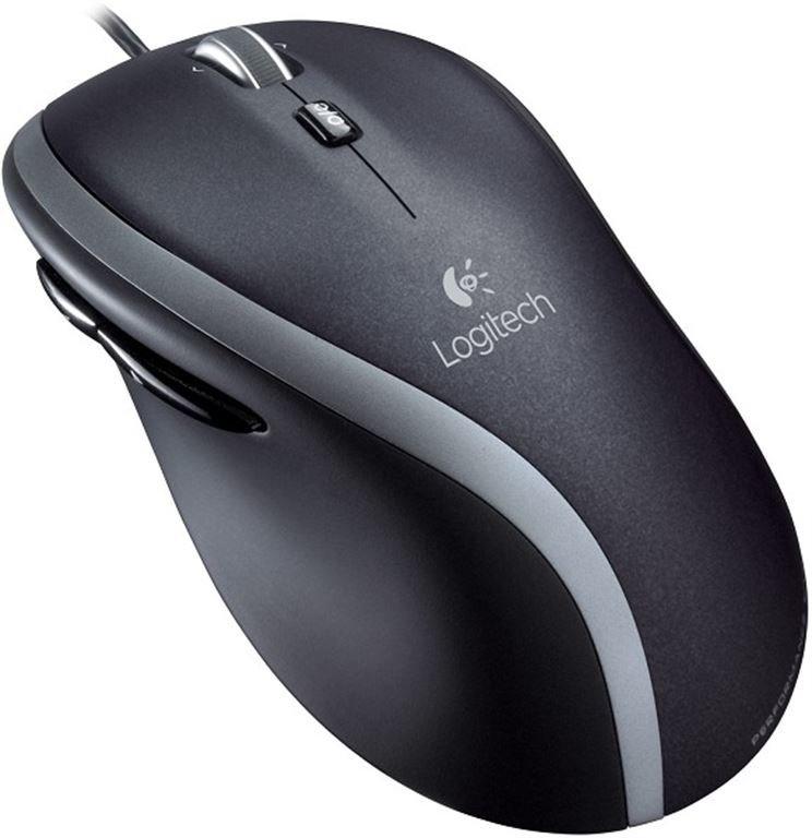 Logitech M 500 corded Mouse 910-003726