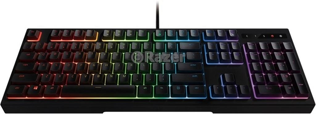 Razer Ornata Chroma Tastatur schwarz (schwarz) RZ03-02040500-R