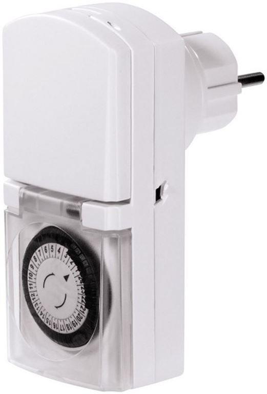 Hama 121953 Tages-Zeitschaltuhr Outdoor Mini 00121953