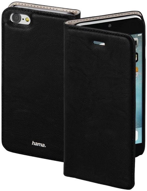 Hama 177814 Booklet Guard Case iPhone 7 (Schwarz)