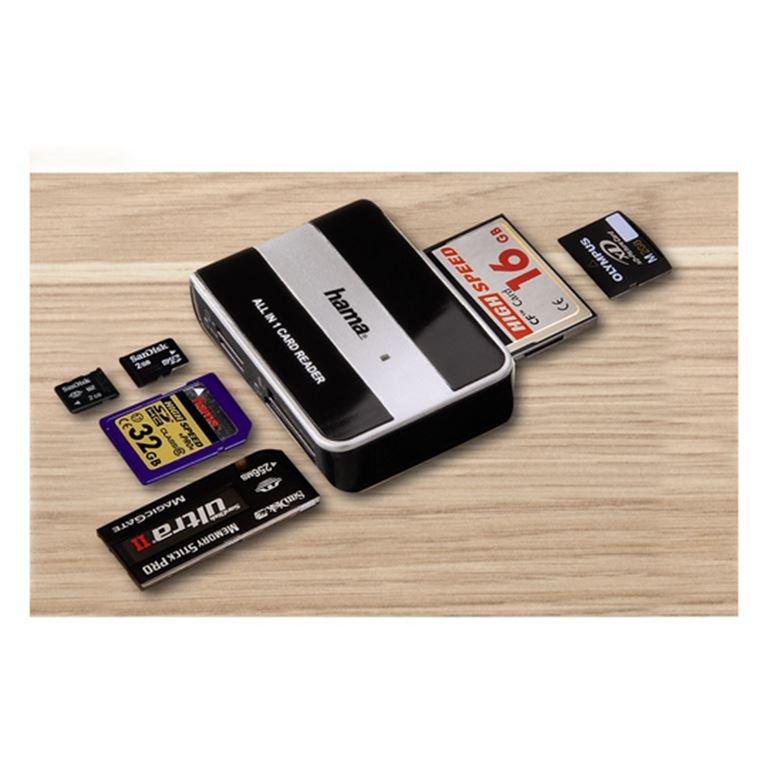 Hama 49016 Cardreader USB 2.0 00049016