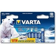 Varta High Energy Ltd. AAA 10er Blister