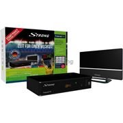 Strong T2 freenet TV II Starter Set