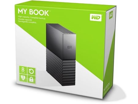 Western Digital My Book USB 3.0 (8TB)