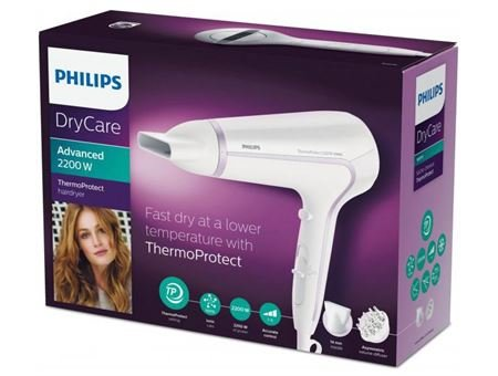 Philips BHD170/00 DryCare Advanced