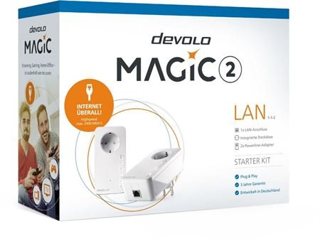 devolo Magic 2 LAN Starter Kit 1-1-2